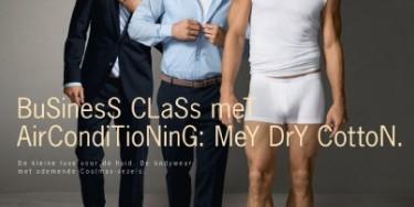 Nieuw! Het-eronder-shirt van Mey | Adriaans Speciaalzaken