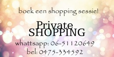 private shopping | Adriaans Speciaalzaken