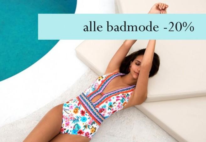 badmode-20%   Adriaans Speciaalzaken