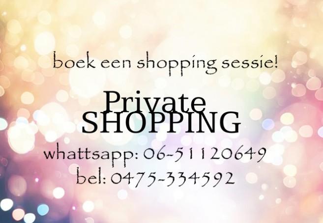 private shopping   Adriaans Speciaalzaken